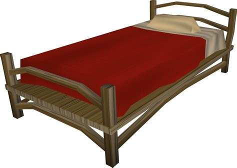 Kasur Central Bed No 2 image teak bed built png runescape wiki fandom powered by wikia