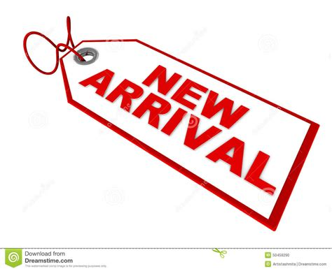 pictures of new new arrival stock illustration image 50459290