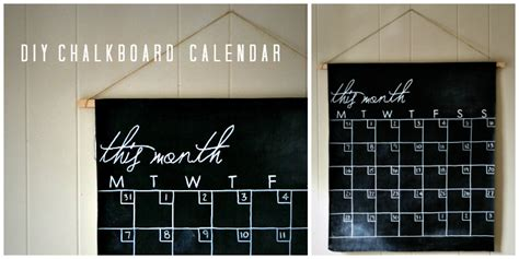 make a wall calendar design your own calendar 6 diy tutorials
