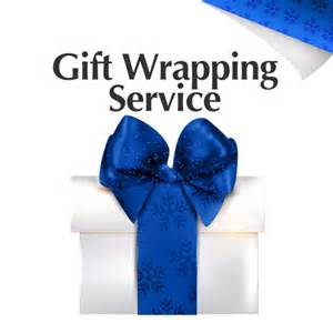 expansys services gift wrapping for christmas ap