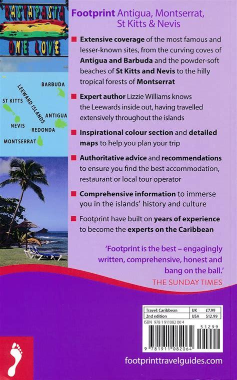 Reisgids Handbook Antigua Montserrat Amp St Kitts Amp Nevis