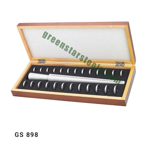 Finger Set finger sizes ring stick set manufacturer india