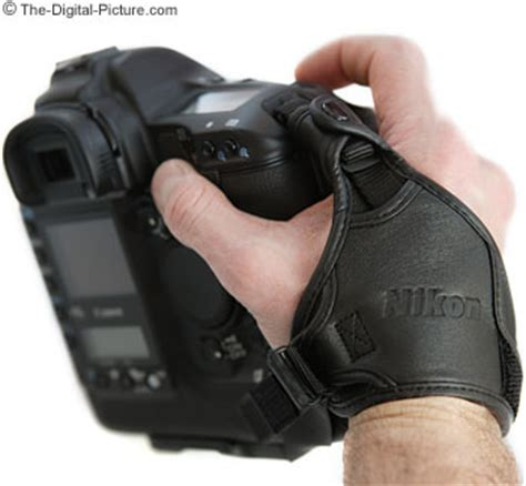 nikon ah 4 slr leather accessory hand grip review