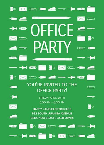 office christmas party invitations wording futureclim info
