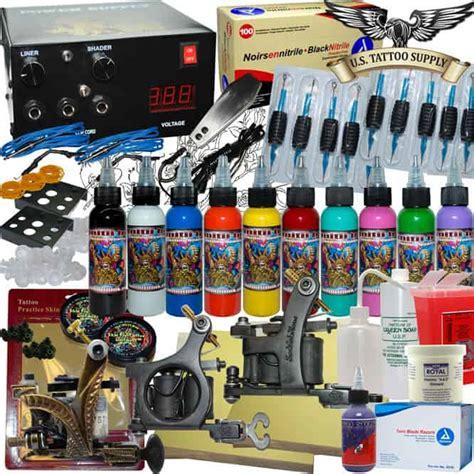 tattoo kit in store master tattoo kit us tattoo supply