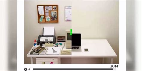 Evolved Office by Evolution Of The Desk How Everything In Your Office Was