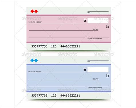 bank check template bank cheque template html autos post