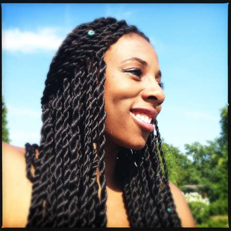 big senegalese twists hairstyles large senegalese twists