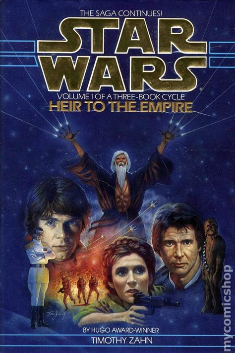 the the trilogy books wars heir to the empire hc 1991 bantam books novel