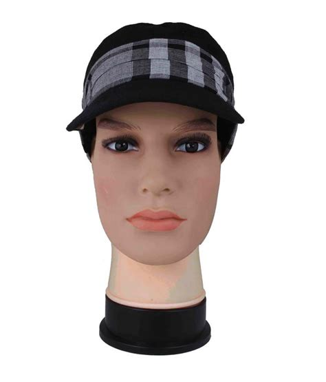 toppers for women snapdeal innovationthestore black cotton beanies cap for women buy