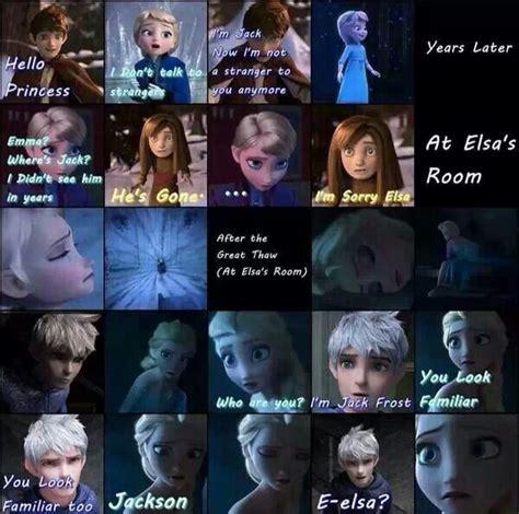 film frozen jack dan elsa 194 best images about jack frost y elsa frozen on