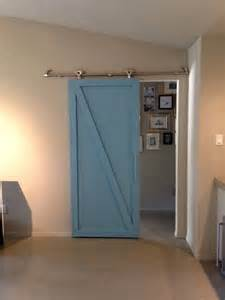 How To Install A Sliding Barn Door Sliding Barn Doors Sliding Barn Door Installation