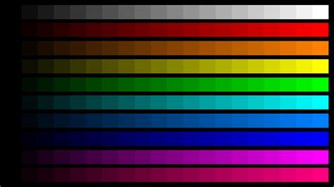 color test calibration test color pickers pinterest