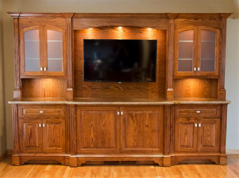 newport china and buffet cabinet traditional living