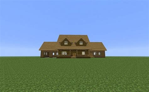 minecraft country house generic country house minecraft project