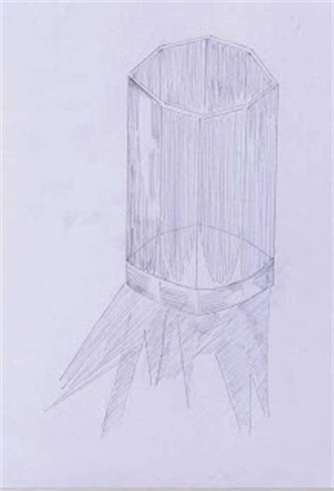 gelas dan teko belajar menggambar