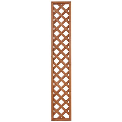 traliccio in legno traliccio in legno excelsior con cornice tralicci in