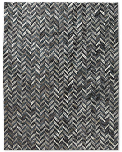 chevron grey rug chevron cowhide rug blue grey