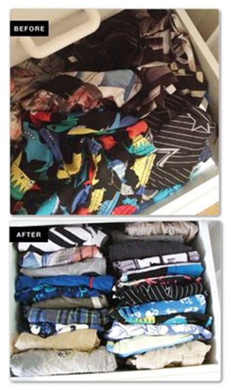 How To Fold Sweaters In A Drawer by 1000 Images About Vertical Folding On Drawers