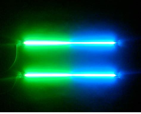 Blue And Green Lights by Neons Lights Neons Direct