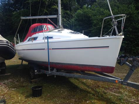 boat trailers for sale in east anglia parker 235 trailer sailer 2001 cruising yacht for sale in