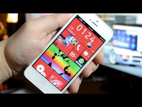 themes windows iphone windows phone 8 theme for iphone 5 ipod touch 5g quot best