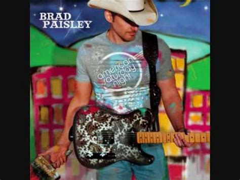 american saturday brad paisley american saturday
