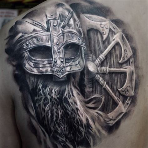 viking warrior tattoo designs 100 warrior designs to get motivated