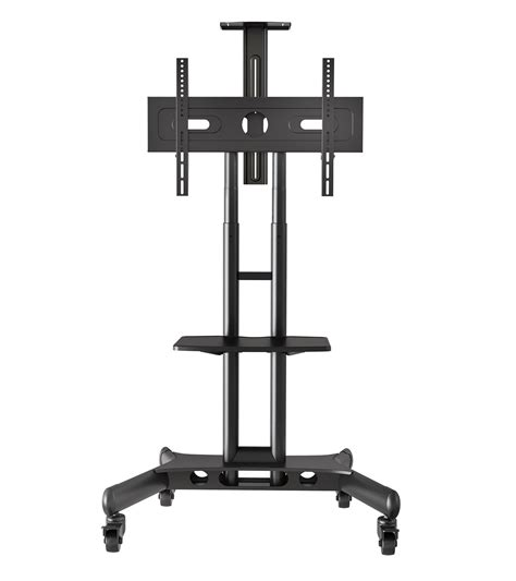 tv gestell rollen galleon mount factory rolling tv stand mobile tv cart