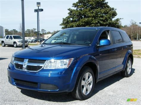 blue dodge journey 2009 water blue pearl dodge journey sxt 25299904