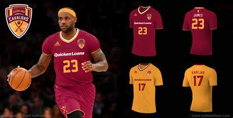 jersey design basketball 2015 cavs 5 cleveland cavalier jersey concepts that need to happen