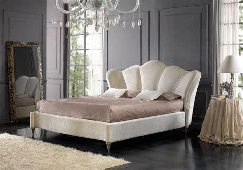 letti eleganti afrodite letto elegante letto imbottito in stile classico