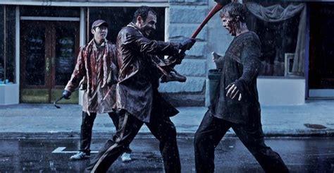 diy zombie kills  close  personal combat