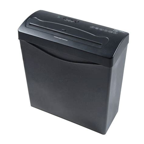 royal 120x 12 sheet cross cut shredder 89119w the home depot