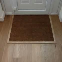 Floor Mats Wooden Solid Edge Moulding Wood Floor Accessories