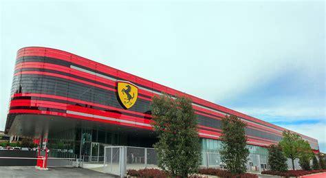 Ferrari Hq Maranello by Ferrari Ges Formula One Hq Maranello