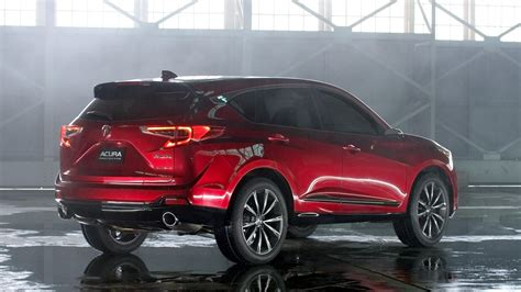 2019 Acura Rdx Rumors by 2019 Acura Rdx Release Date Prototype News Interior