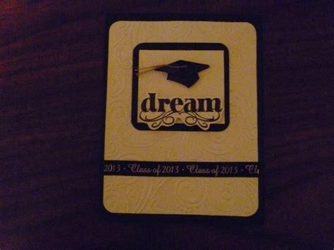 handmade graduation cards on pinterest graduation cards handmade graduation card quot dream quot black white cards