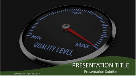 Free Quality Control Powerpoint 46417 Sagefox Quality Powerpoint Templates