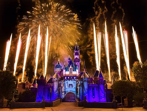 new year in disneyland disneyland could be saying goodbye to fireworks blogs