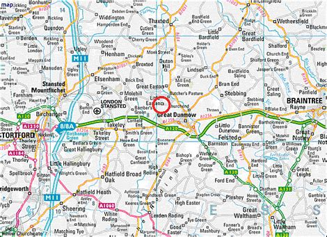 show road map the countess of warwick s show 187 map directions