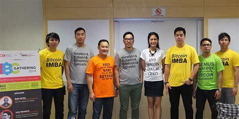 bitcoin legal di indonesia digelar pertemuan quot bitcoin quot pertama di indonesia kompas com