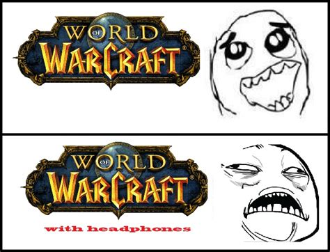 Warcraft Meme - world of warcraft meme by andrewzombeh on deviantart