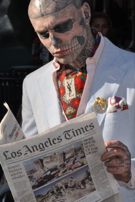 skeleton tattoo guy rick skull neck tattoos