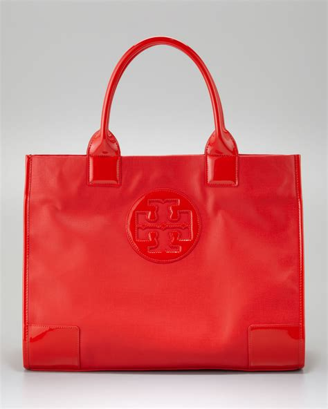 Gap Productred Canvas Tote by Burch Ella Canvas Tote Bag In Lyst
