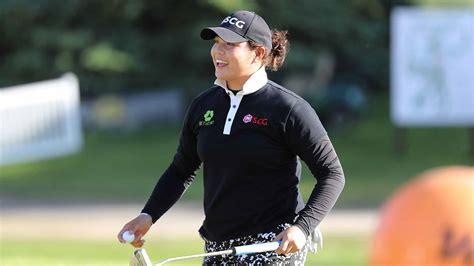 winners circle ariya jutanugarn lpga ladies professional golf association