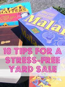 17 best images about yard/garage sale pricing guides on