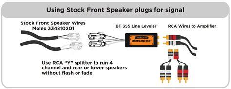harley davidson speaker wiring wiring diagrams