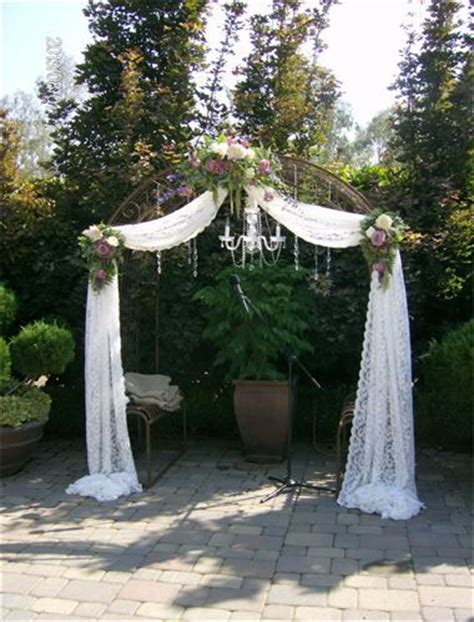 Chandelier Wedding Arch Wedding Arch With Chandelier For Indoor Search 02 21 2015 Wedding Day Pinterest