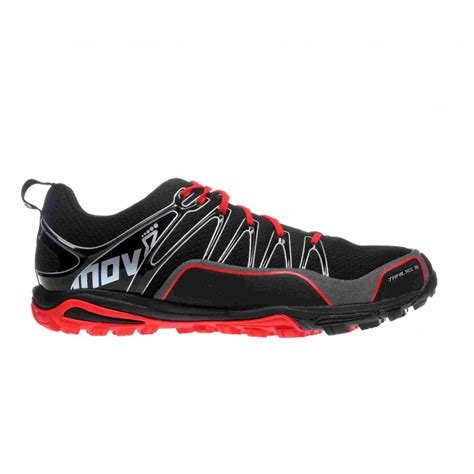 black trail running shoes inov 8 trailroc 255 trail running shoes in black at